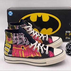 Converse & DC Batman Chuck 70 Hi